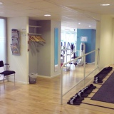 Images physiotherapists by Jonas Lundman