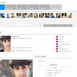 Design by Jonas Lundman, Skadate dating software with Smarty templates