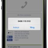Mobile interaction on internet by Jonas Lundman