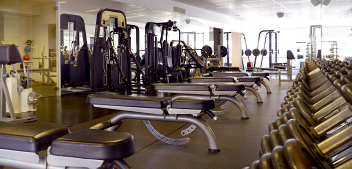 Worldclass gym and fitness