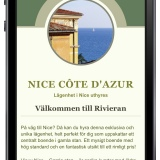 Nice Cotedazur Rental, Booking and Appointment systems by Jonas Lundman