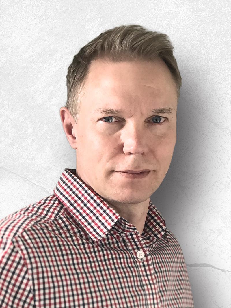 Jonas Lundman, digital designer