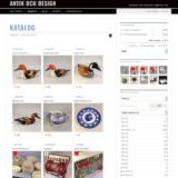 Antik och design e-handel